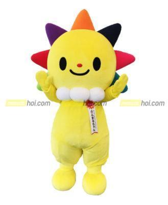 May mascot sự kiện theo nhu cầu của khách hàng