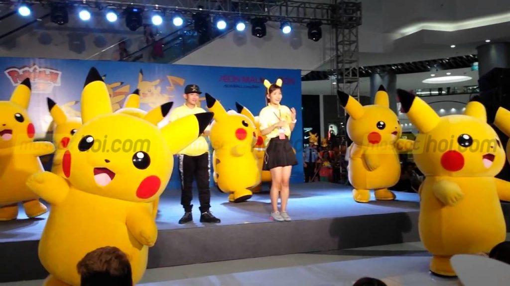 Kết quả hình ảnh cho Cho thuê mascot HCM giá rẻ