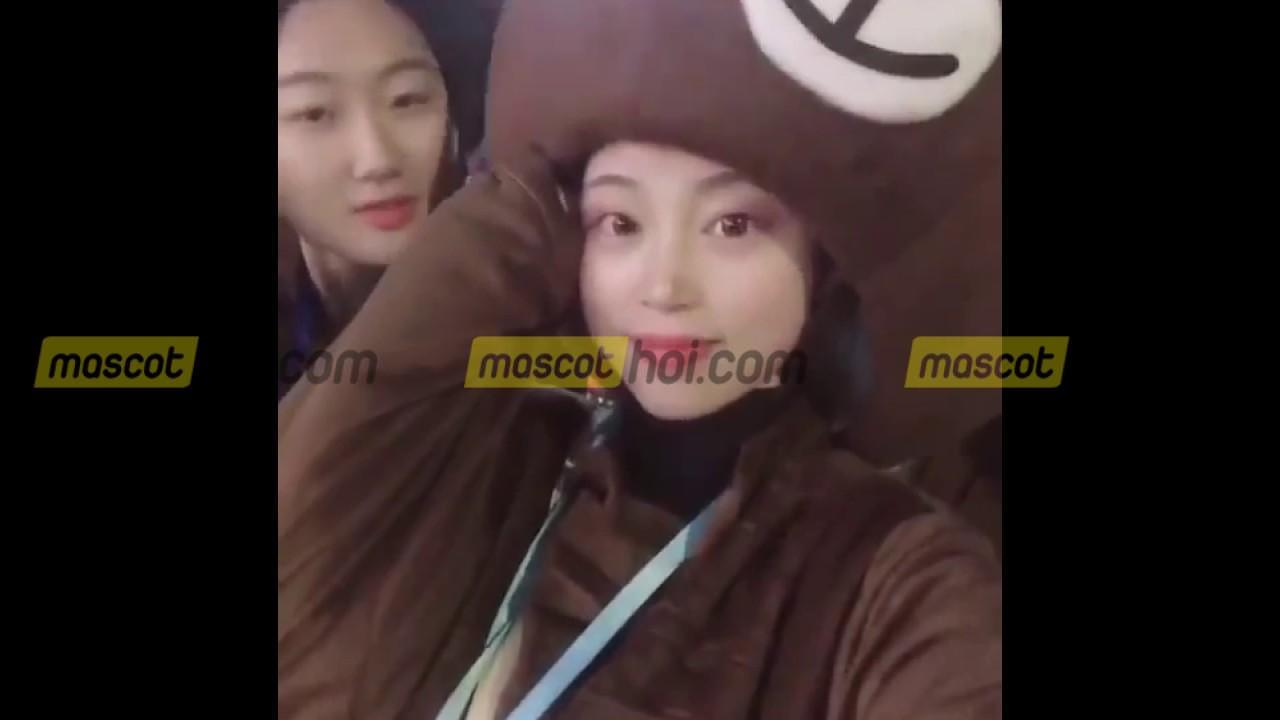 Hãy cùng Mascot gấu Brown tạo nên ấn tượng cho mọi sự kiện