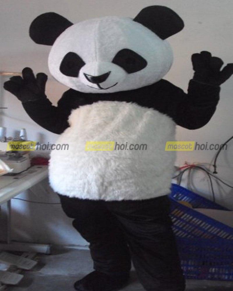 Cơn sốt Mascot gấu trúc 2 cho chương trình sự kiện
