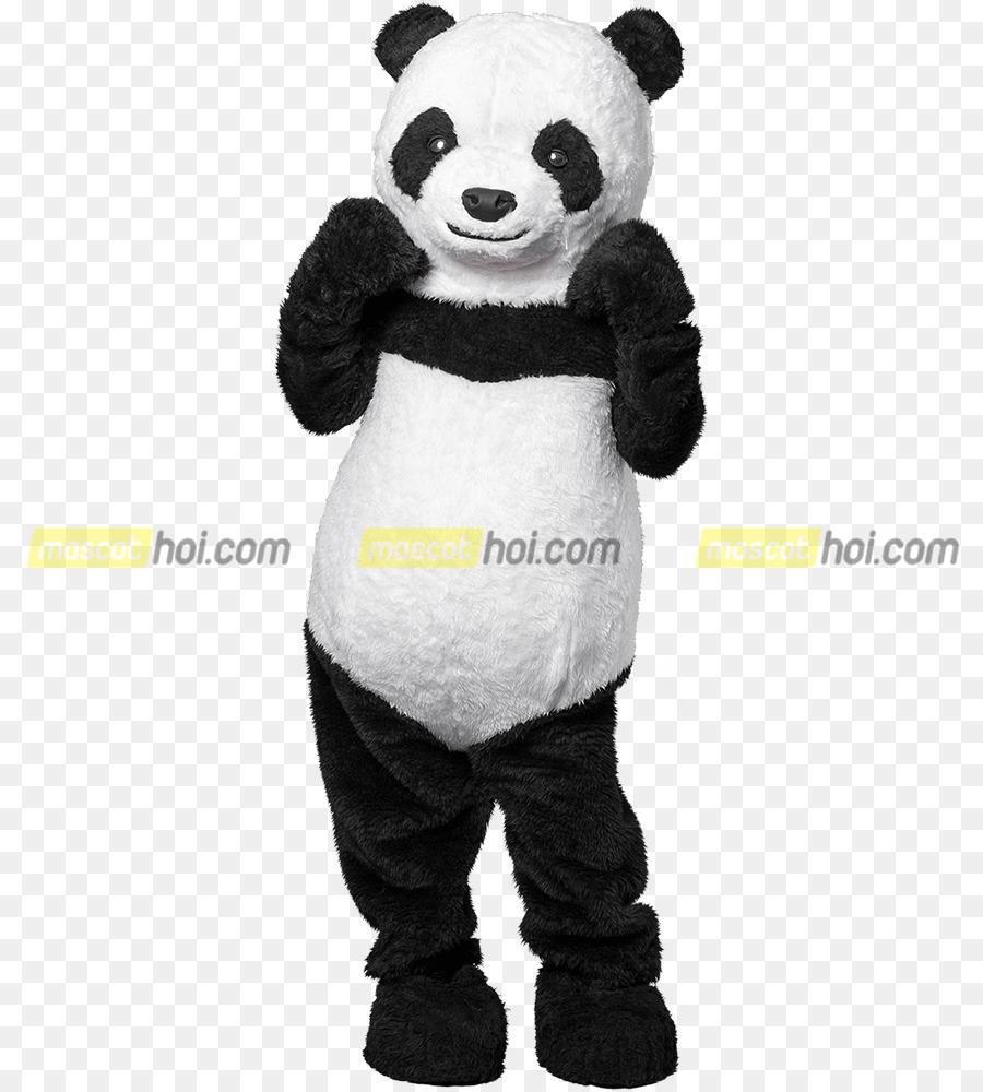 Mascot gấu trúc 3 - Bắt lấy cơ hội, đón đầu doanh thu