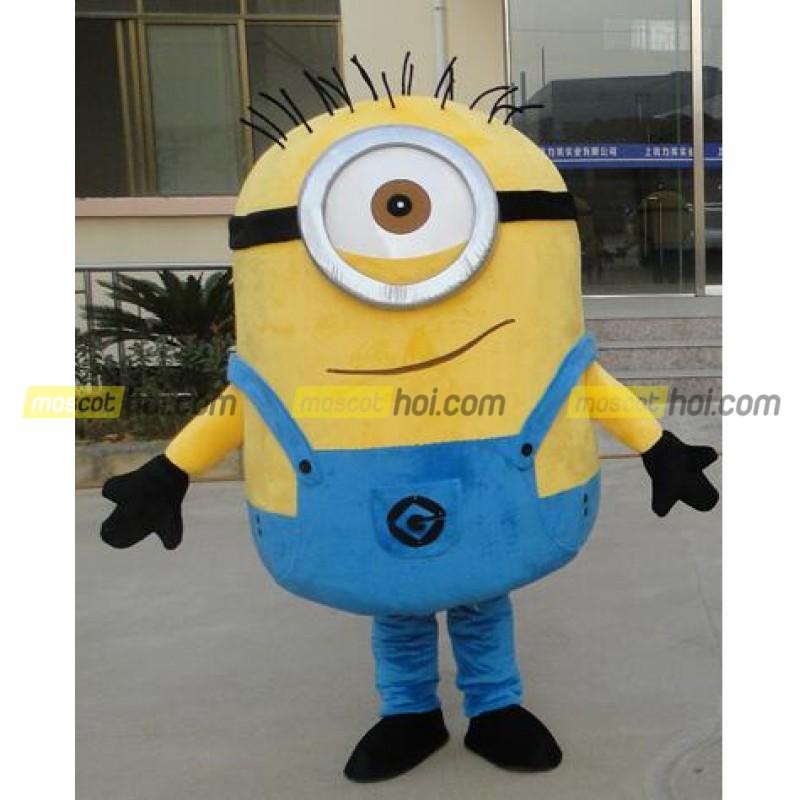 Ứng dụng mascot minion vào các chương trình sự kiện