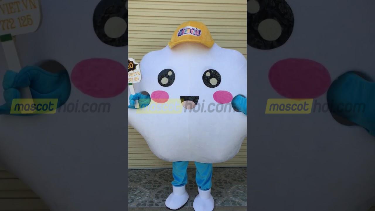 Trang phục mascot linh thú cho sự kiện