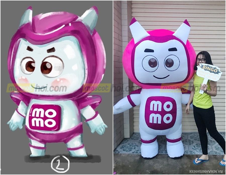 Một số lợi ích khi đặt may mascot hơi tại xưởng mascothoi.com