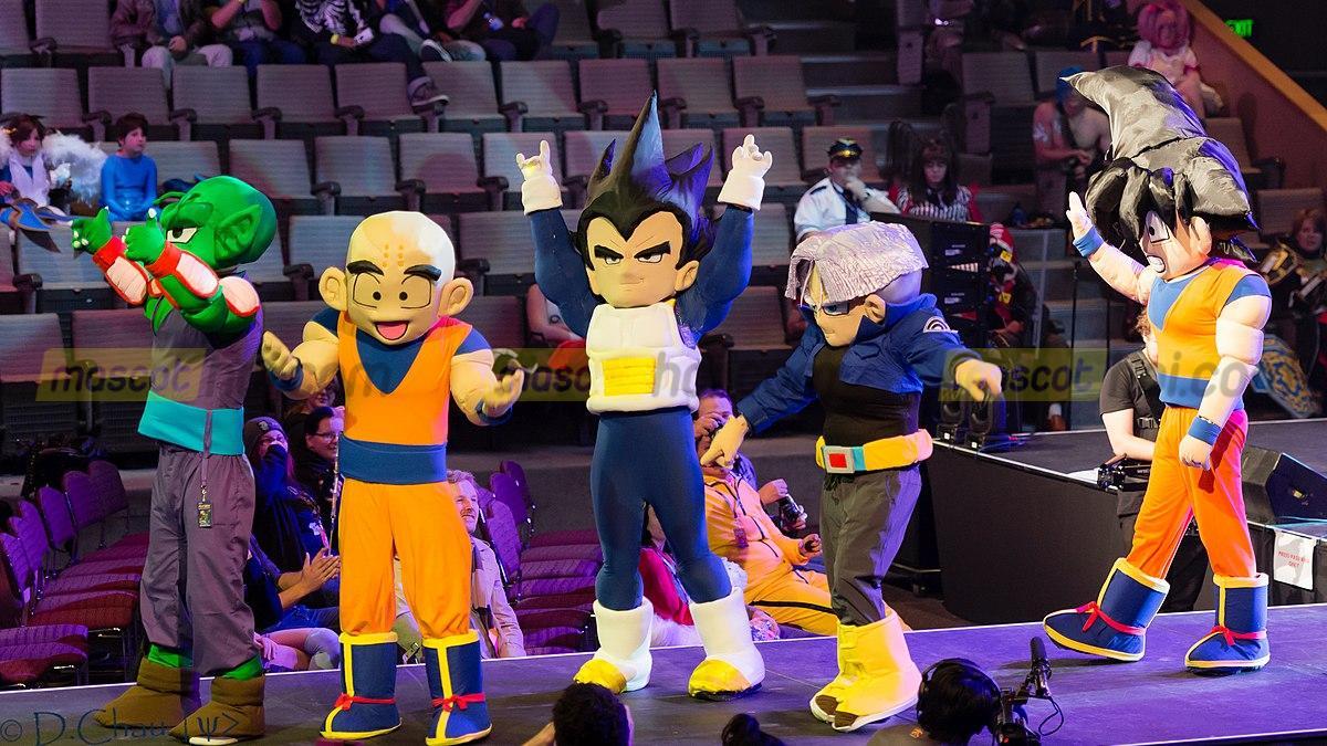 Những người mascot chuyên nghiệp